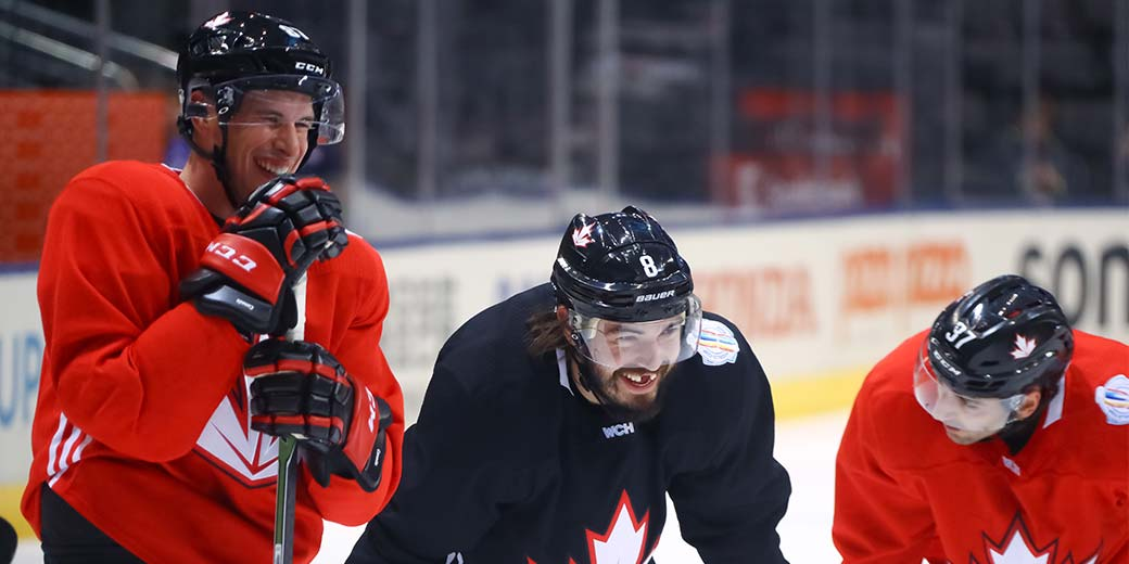 Canada has chance to eliminate USA at World Cup of Hockey