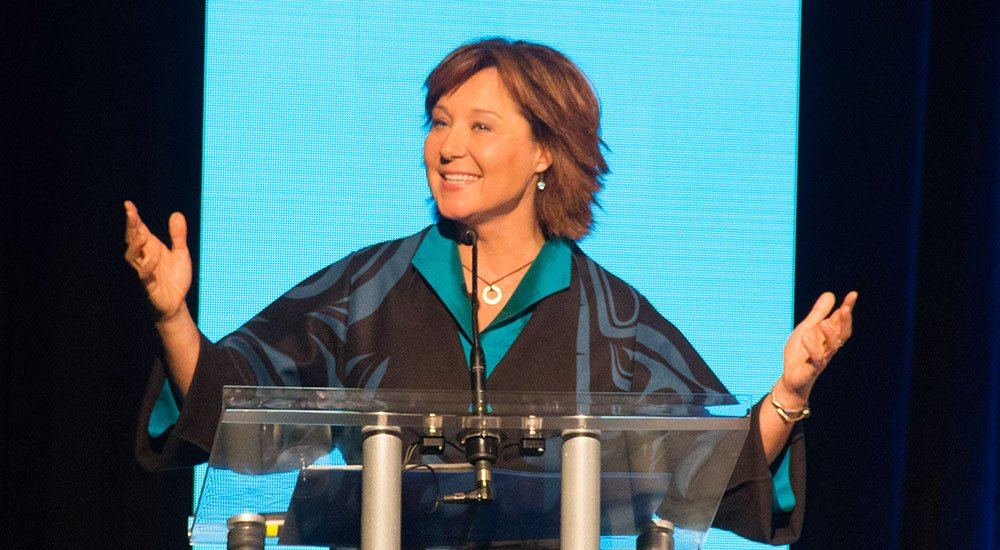 BC Premier Christy Clark issues statement on US election result
