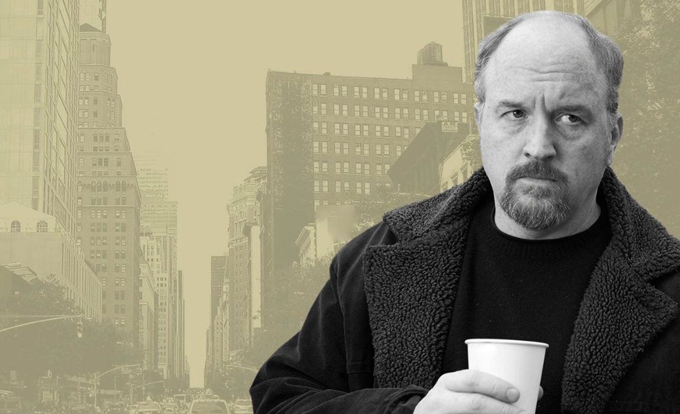 Louis C.K is coming to Vancouver for 2 shows this December