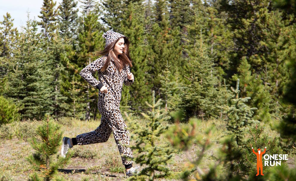 Canada's first ever 'Onesie Run' comes to Eau Claire this weekend