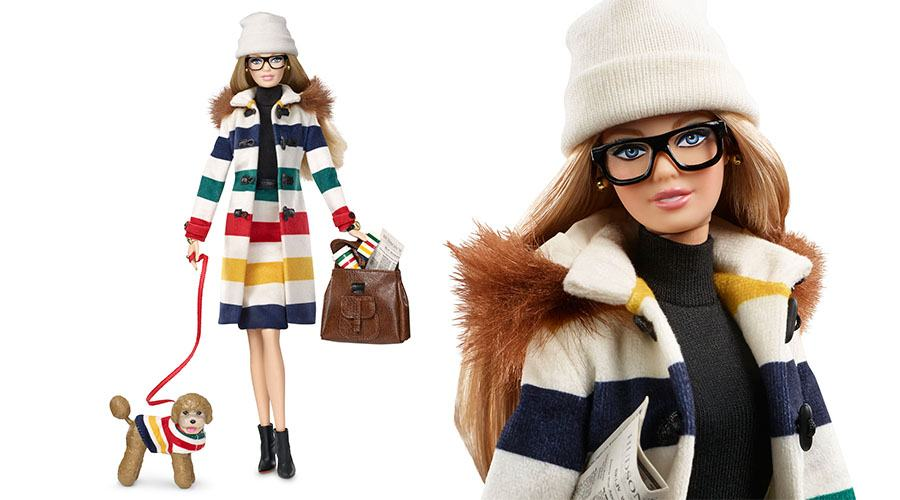 Hudson's Bay Barbie doll coming this October