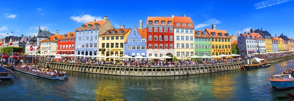 Image: Nyhavn, Copenhagen / Shutterstock
