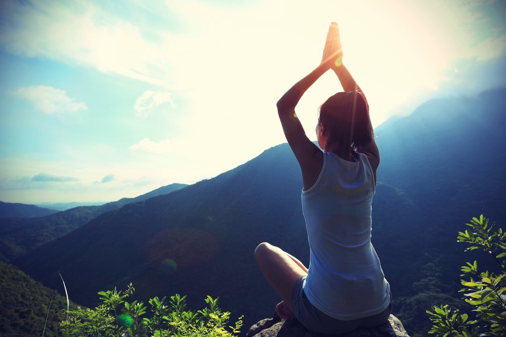 Mount Engadine is hosting a yoga mountain retreat this October