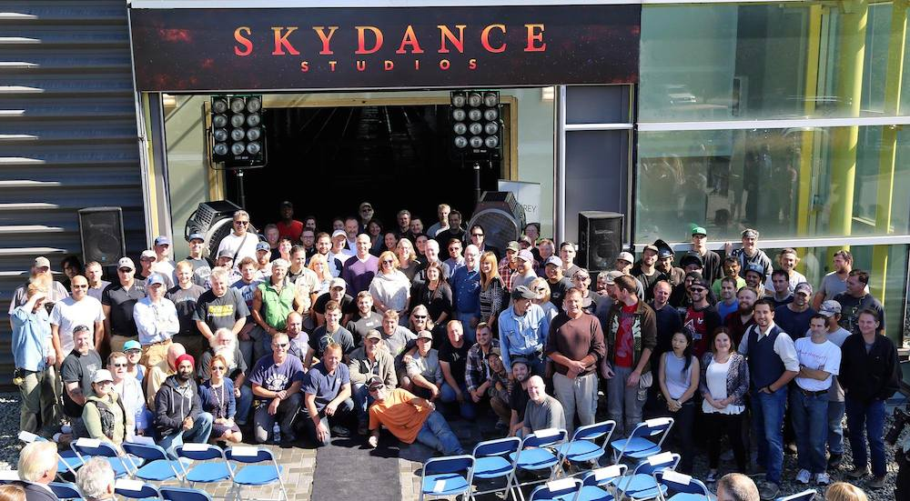 Hollywood's Skydance Studios opens 75,000-square-foot production facility in Surrey