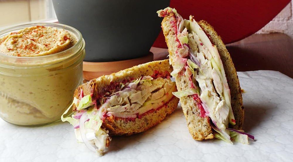 Where to eat a Thanksgiving sandwich any time of year in Toronto