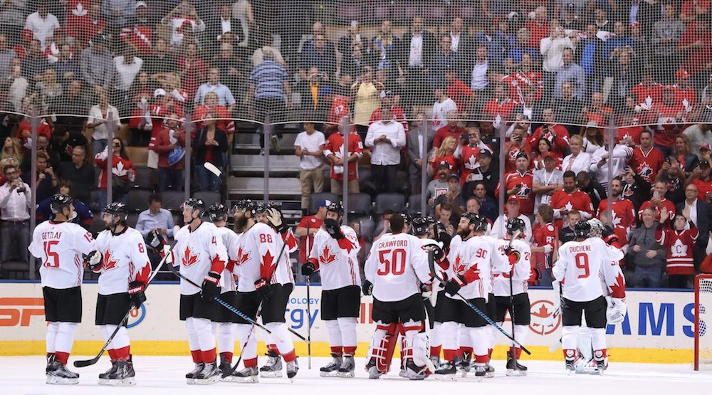 Is Canada bored with winning at hockey?