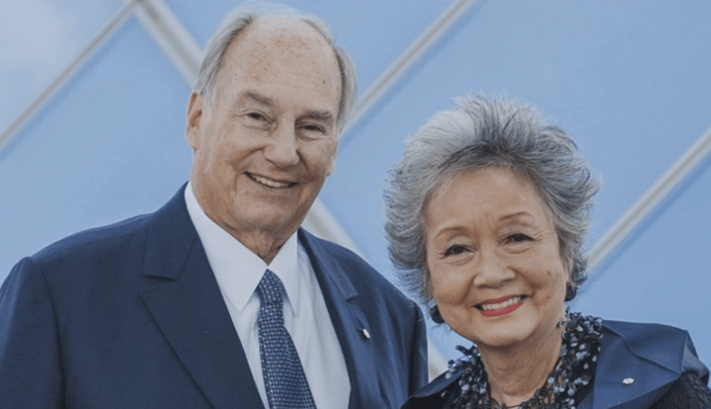 Ismaili spiritual leader, His Highness the Aga Khan, awarded Adrienne Clarkson Prize for Global Citizenship