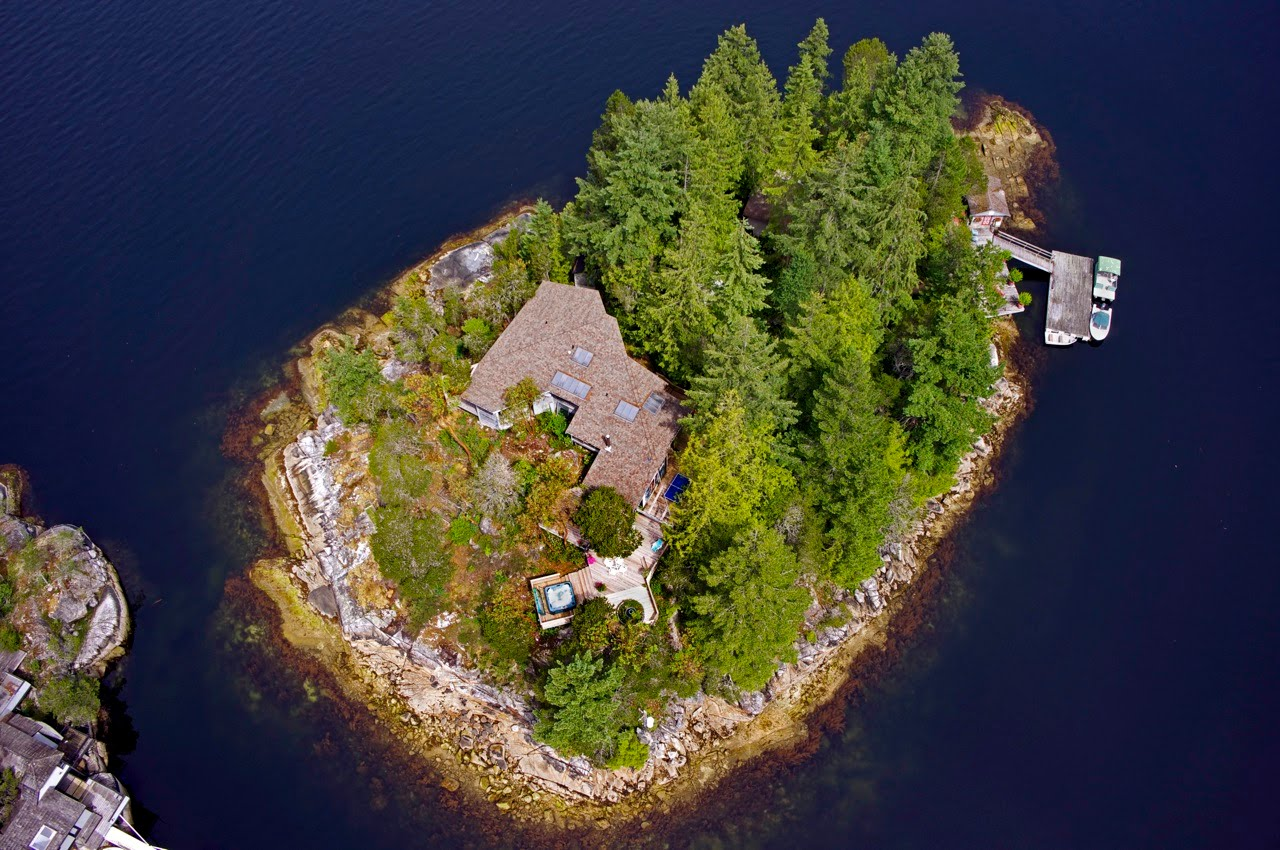 open house a private island just 2 hours from downtown