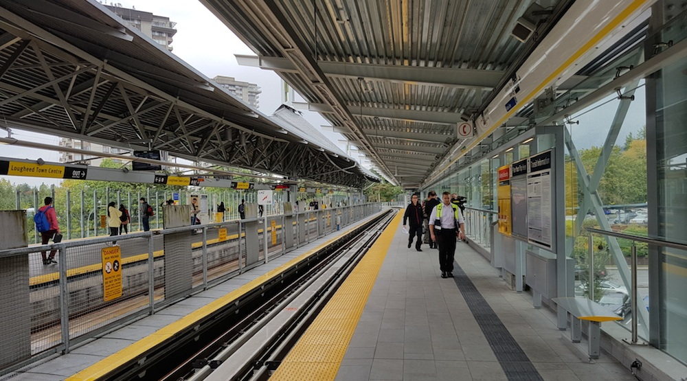 How to use Lougheed Town Centre Station when the Evergreen extension opens (PHOTOS)