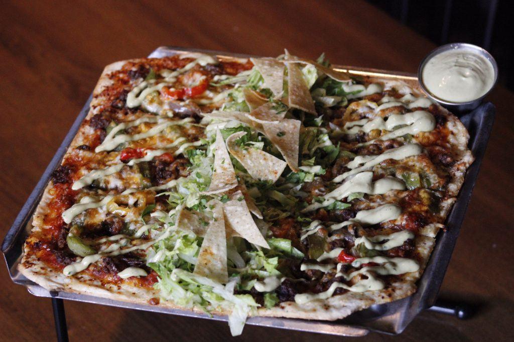 YYC Pizza Week 2016 - Beer Revolution