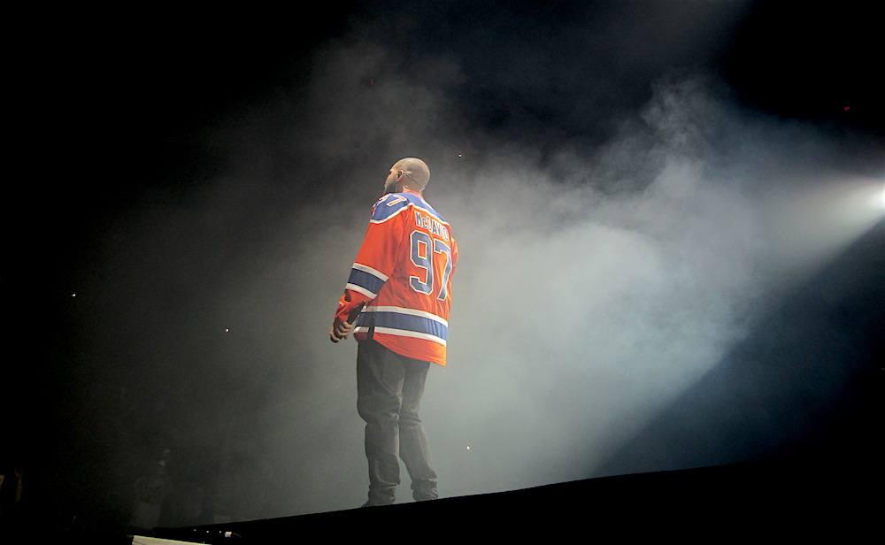 Image: Drake / Daily Hive Calgary
