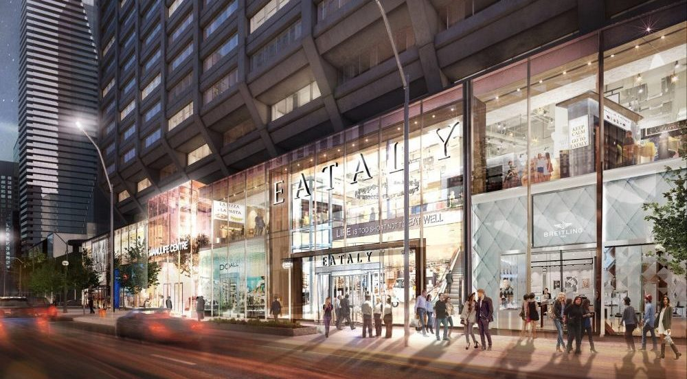 Italian Marketplace Eataly set to open huge market in Toronto