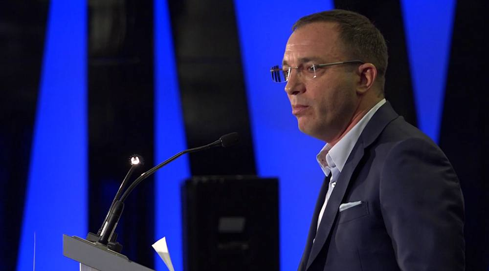 The way Quebec media and pundits reported on Mitch Garber's speech was very telling