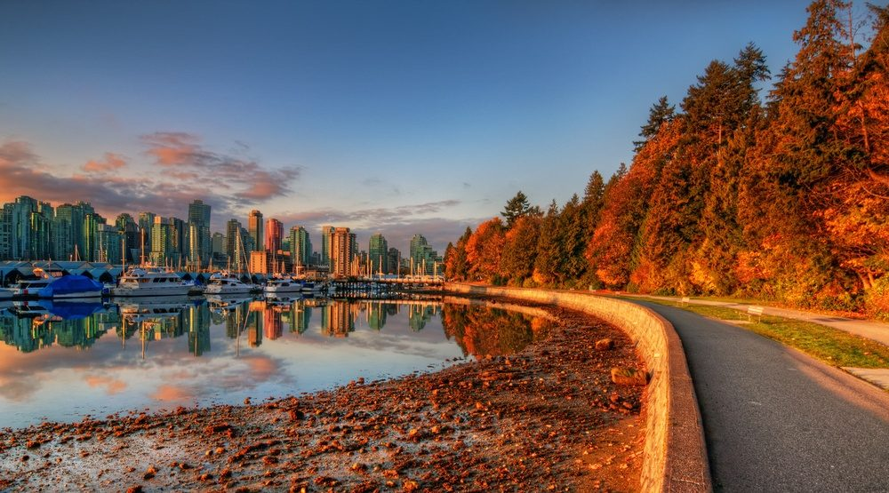 12 photos that have got us excited about the arrival of fall in Vancouver