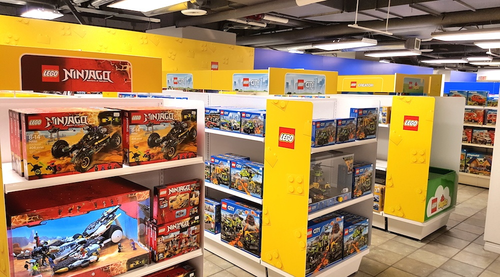 Toy Departments Return To Hudsons Bay Stores In Canada Daily Hive