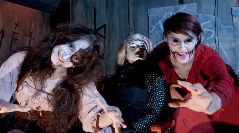 Scaredy-cats beware: Fright Nights is back for another year