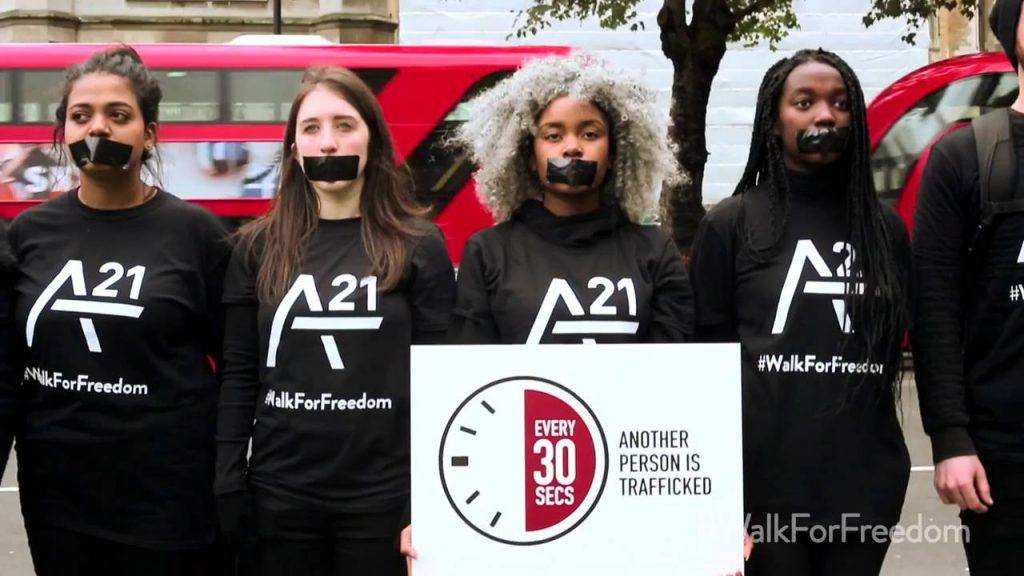 The-A21-Campaign-A21-Walk-For-Freedom-2016-Promo-Video