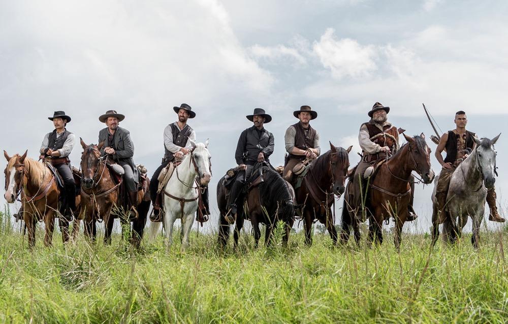 Review - Magnificent Seven - 2016 - Denzel Washington, Chris Pratt