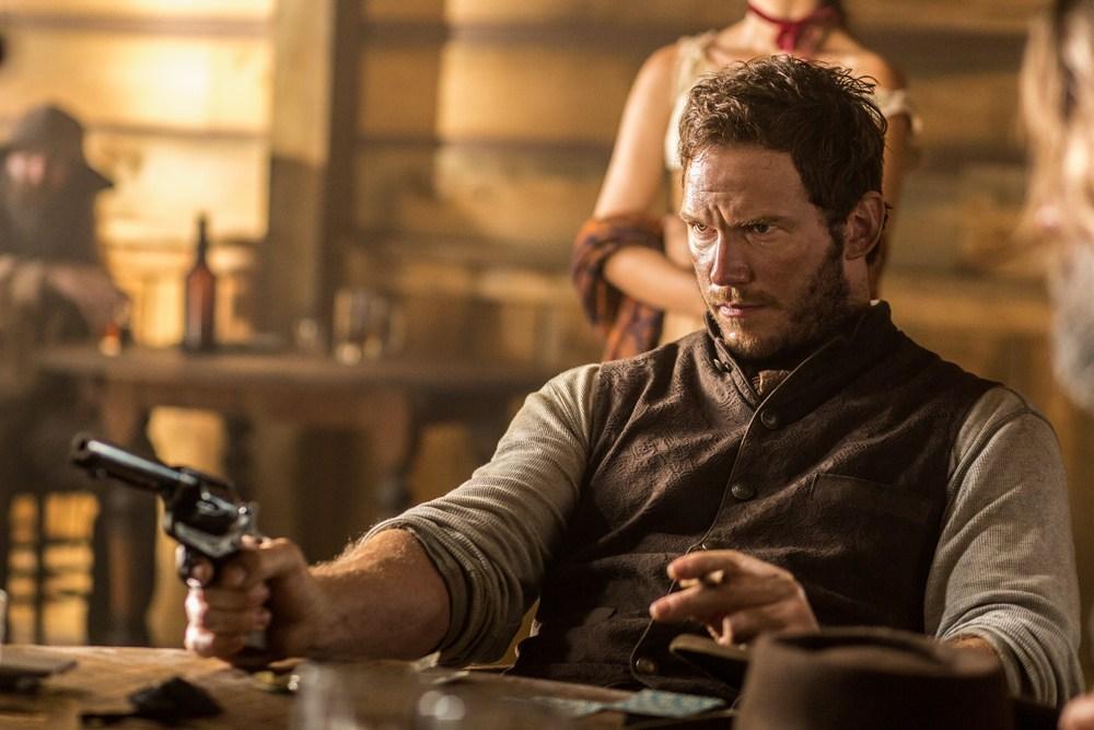 Chris Pratt Movie Review Magnificent Seven
