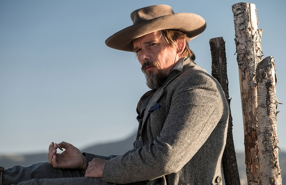 Magnificent Seven Ethan Hawke Movie Review