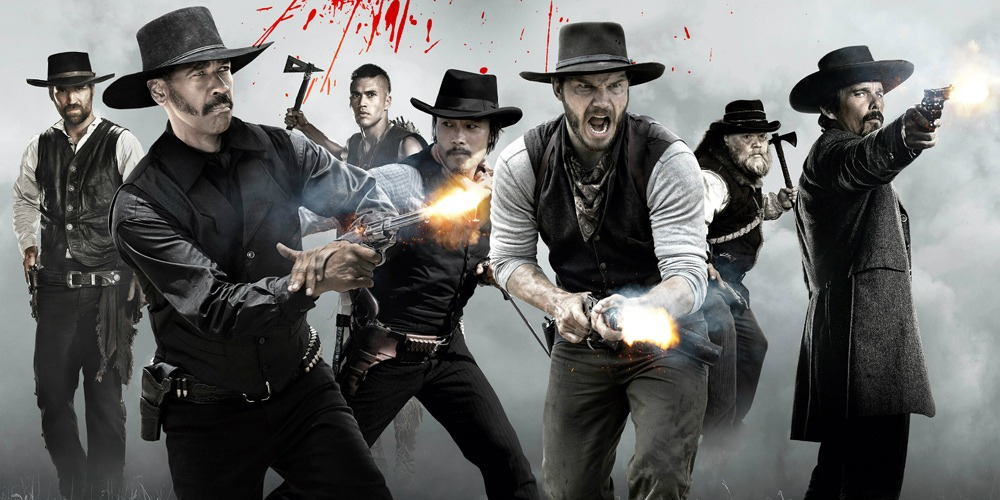 Movie Review Magnificent Seven