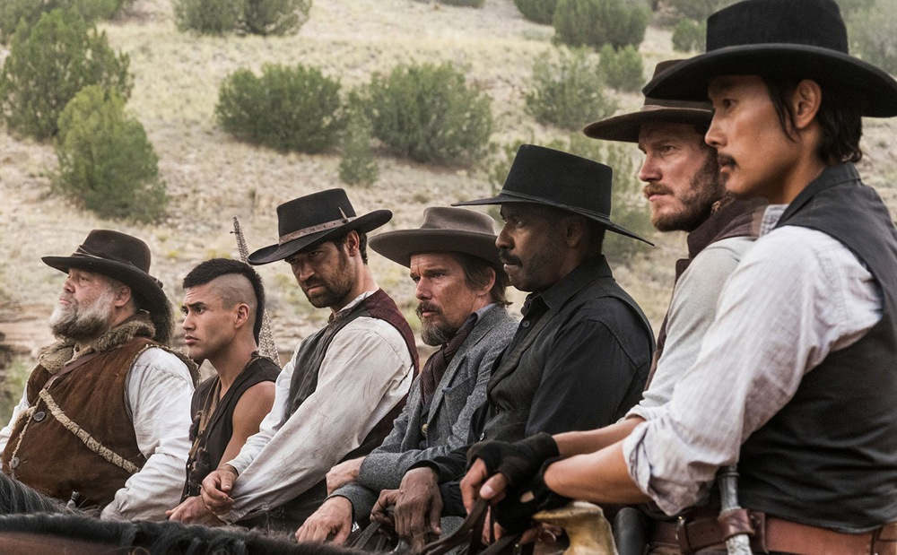 Film Review - The Magnificent Seven 2016