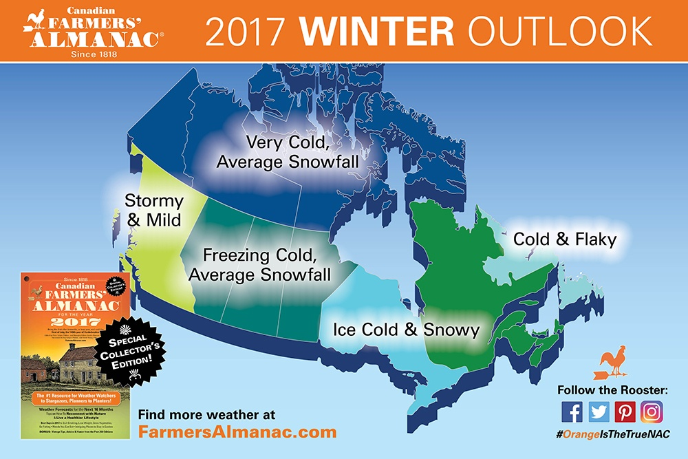 canadian winter 2017