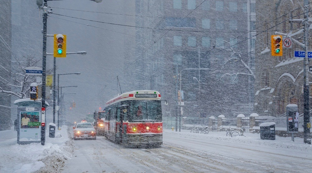 Environment Canada issues Special Weather Alert for Toronto ahead of snowfall