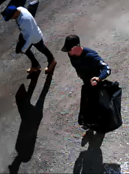 Image: CCTV Footage Courtesy Calgary Police Service