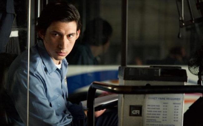 Adam Driver in Paterson Playing at VIFF - Image: Mongrel Media
