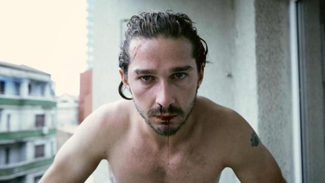 Shia LaBeouf in American Honey playing at VIFF - Image: Elevation Pictures