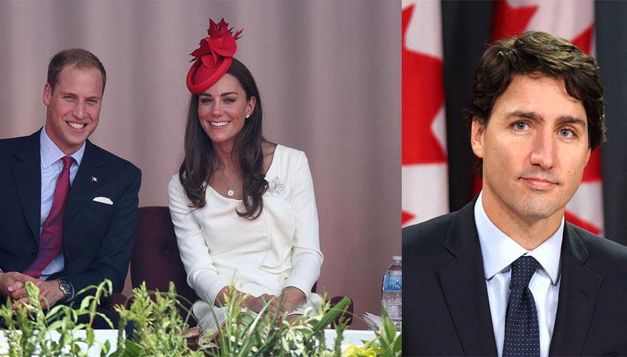 Justin and royals 2