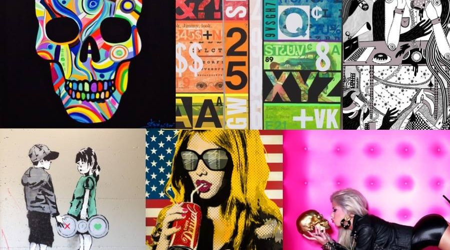 5 artists to check out at this weekend's one-day only urban-pop art show (PHOTOS)