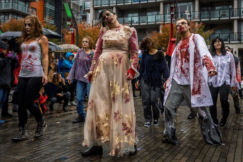 #ThrillVancouver dancers in 2014 (#ThrillVancouver)