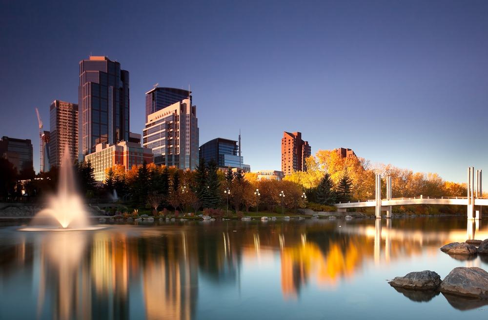 Calgary fall