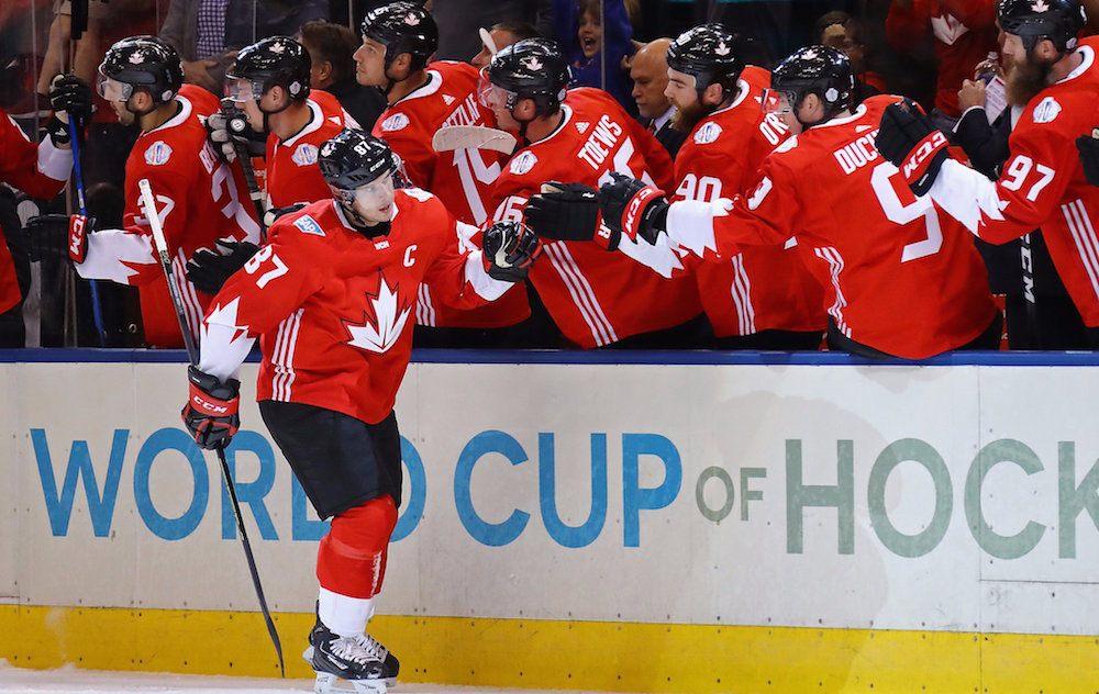 Crosby goal canada