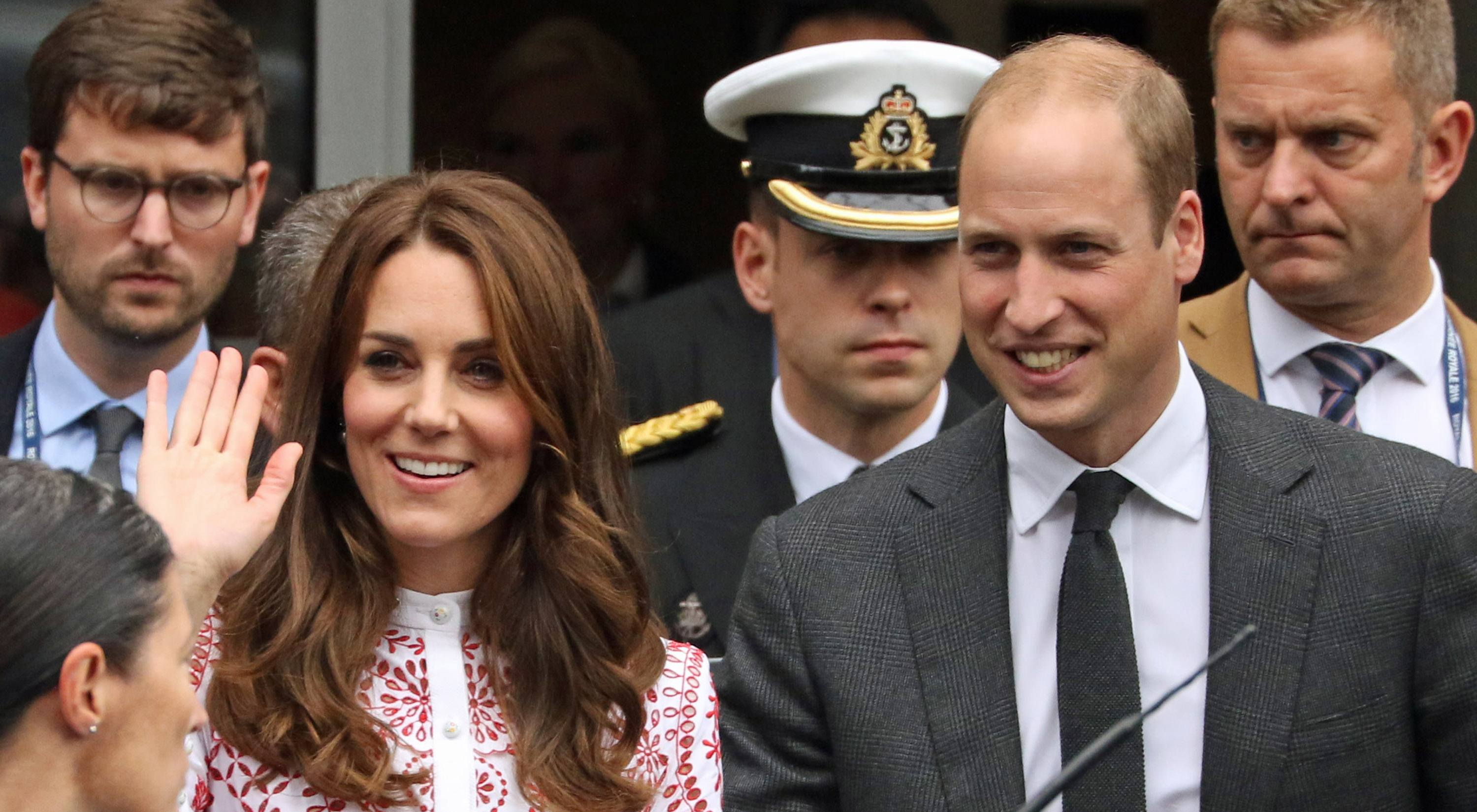 Royal tour: William and Kate's day in Vancouver (PHOTOS, VIDEO)