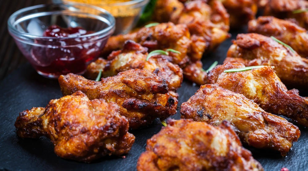 Chicken wings feature