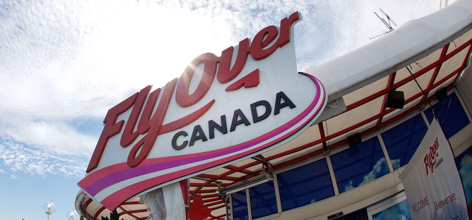 Image: FlyOver Canada / Facebook