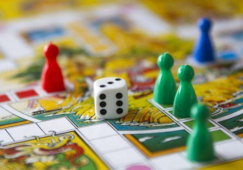 Board Games / Shutterstock