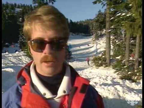This old skiers vs. snowboarders footage is hilarious (ARCHIVE VIDEO)