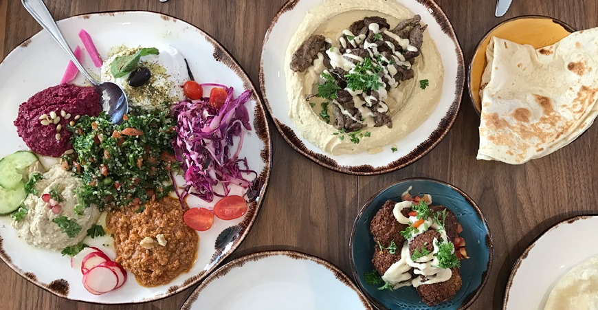Inside Souk Tabule, Toronto's new Middle Eastern marketplace