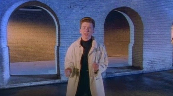 Rick Astley concert coming to Toronto next month