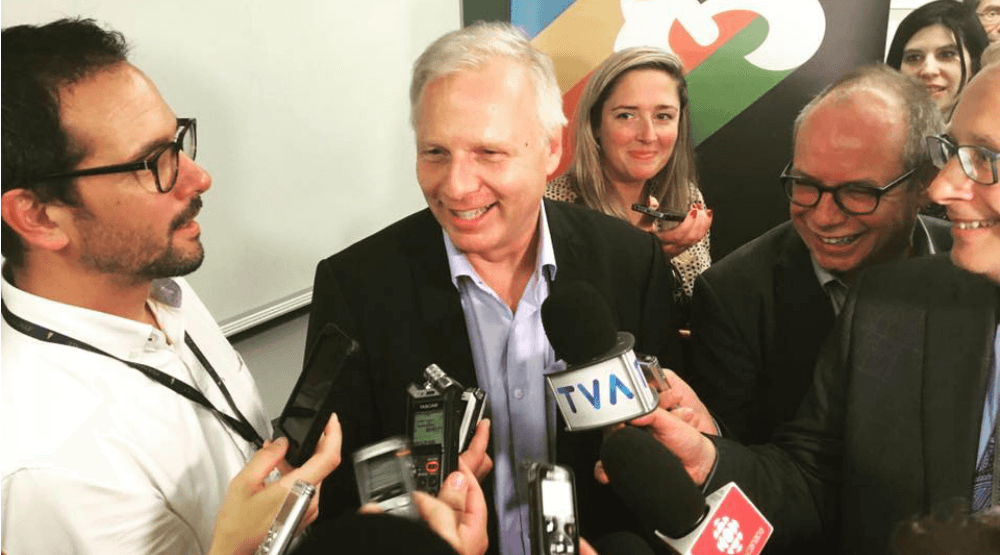 PQ leadership candidate Jean-François Lisée could have done better – the media, as well