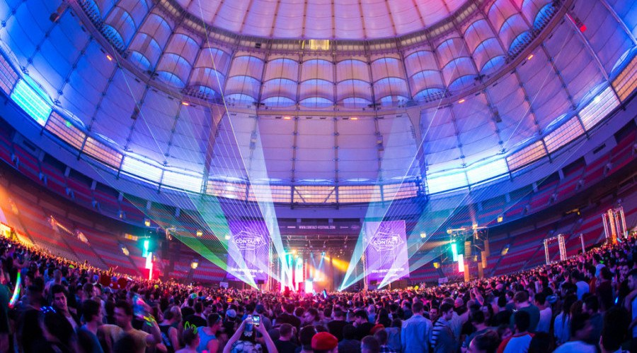 Contact Music Festival Vancouver 2016 lineup announced headlined by Flume and Disclosure