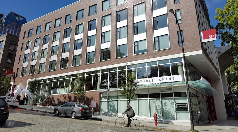 SFU opens new graduate residence and innovation centre in downtown Vancouver