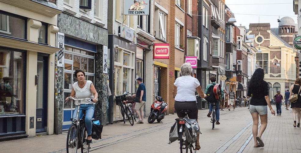 "How Groningen gained (and hopes to retain) the title of ""The World's Cycling City"" (PHOTOS, VIDEO)"