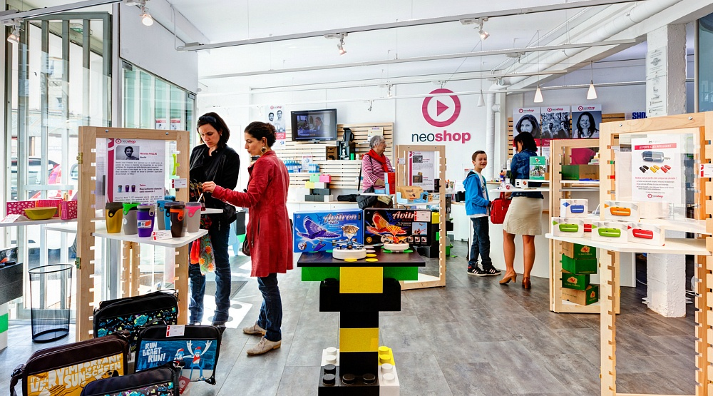Montreal to open North America's first Neoshop innovation boutique