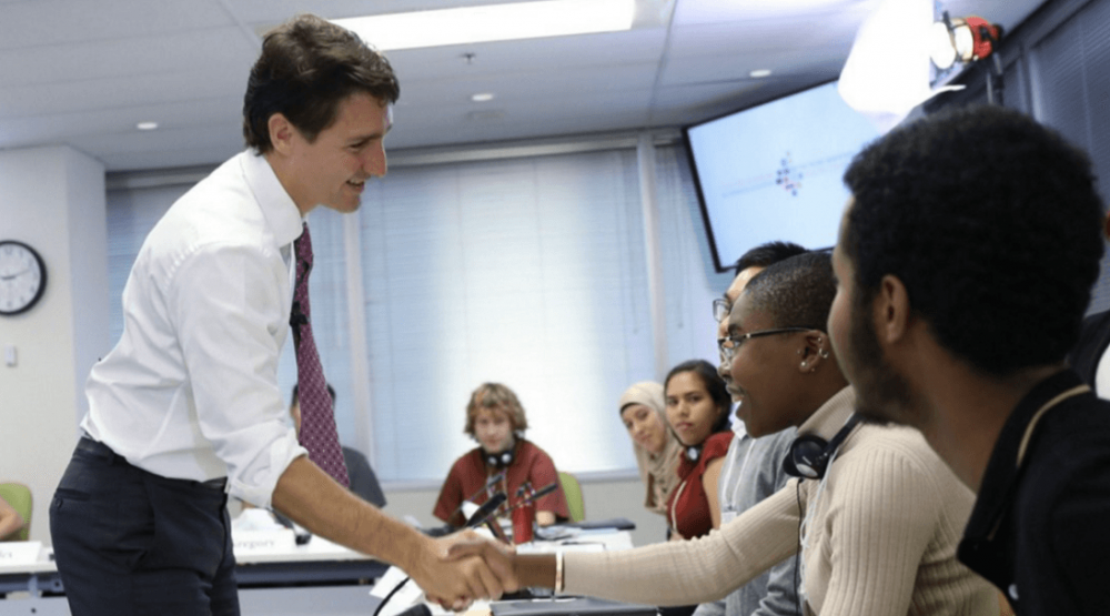 These 15 young Canadians have been chosen to advise Prime Minister Trudeau