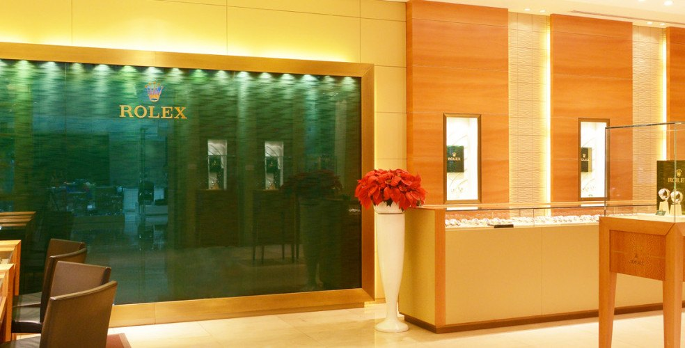 Rolex store singapore
